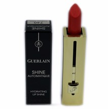 Guerlain Shine Automatique Hydrating Lip Shine 3.5G #740-CORAIL Ora NIB-G41527 - $55.94