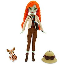 Disney Parks Authentic Original Attractionistas Nellie Doll with Cat - $49.95