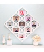 Chinese Knot 9 Image Family Photo Frame Collage Picture Wall Hanging Dec... - $45.99