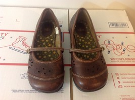 Bahama Sunwear Brown Girls Shoes Sz 4
