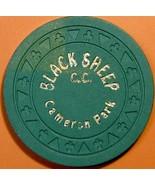 $2.50 Casino Chip. Black Sheep, Cameron Park, CA. V35. - $4.99