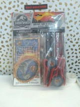 JURASSIC WORLD Fallen Kingdom FAVOR PACK (48pc) ~ Birthday Party Supplies Toys image 1