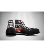 Dimebag Darrell Tribute  RIP Pantera Metal Whiskey  3D Print Canvas Shoes - $24.99+