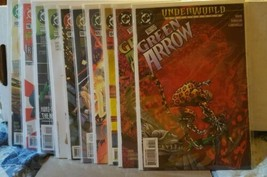 Green arrow  (1st series) #102, 103, 104, 105, 106, 108, 110, 111, 116, ... - $22.50
