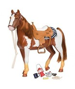 """Our Generation 20"""" Appaloosa Horse - Trail Riding - $168.29"""