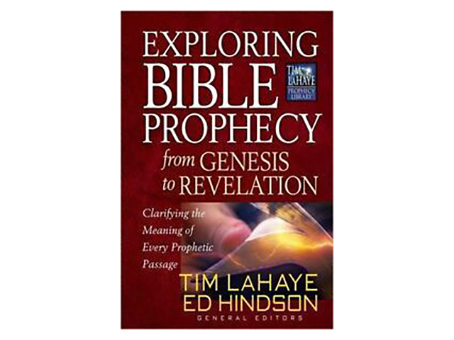Tim Lahaye Prophecy Library(tm) Ser.: Exploring Bible Prophecy from Genesis...