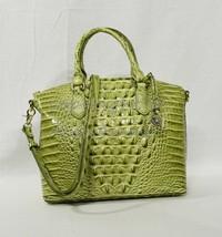 NWT Brahmin Duxbury Leather Satchel/Shoulder Bag in Avocado Melbourne - $249.00