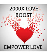2000x COVEN EXTREME LOVE BOOST POWER OF ALL MAGICK MAGNIFY Witch  - $99.77