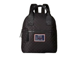 Tommy Hilfiger Nylon Patch Quilt Backpack (Black) HP903 $128 - $77.75