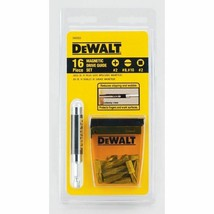 Dewalt DW2053 16 Piece Magnetic Drive Guide Set - $4.70