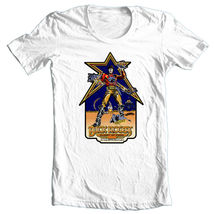 Buck rogers retro arcade game graphic tshirt shop sale buy online vintage tee store thumb200