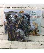 Leanin' Tree The Art Of Judy Bergsma Animal Spirits Blank Greeting Cards... - $14.84
