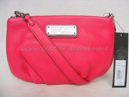 NWT MARC By Marc Jacobs M0007433 NewQ Percy Shoulder/Crossbody Bag Singi... - $139.00