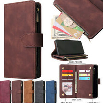 For Samsung Note 20/S8 S9 S20+ Wallet Leather Flip Magnetic BACK Case cover - $66.05