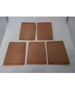 5Pcs Pack Blank 5x7cm Electronics Prototype IC Building Board - USABLE D... - $9.28