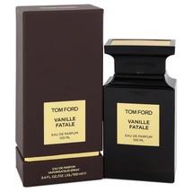 Tom Ford Vanille Fatale by Tom Ford Eau De Parfum Spray 3.4 oz for Women - $425.95