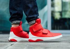 Nike 832764 Marxman University Leather Yeezy High Top Basketball Sneaker... - $65.99