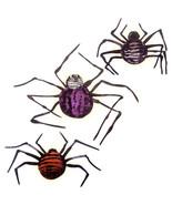 Wall Decor Martha Stewart Crafts Illuminated Spider Decorations Chipboar... - $14.27