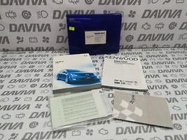 2006 Mazda MPV RHD UK Owner Manual Radio Handbook Service Wallet Booklets Book - $60.73