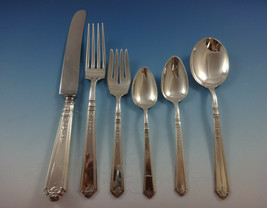 Princess Patricia by Durg Gorham Sterling Silver Dinner Flatware Set 36 Pcs - $1,995.00