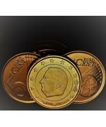Gem UNC Rouleau (40) Belgique 1999 5 Euro Cent ~ Albert II ~1st An ~ Gra... - $45.27