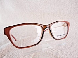 Michael KORS MK 8005 (Deer Valley) Brown Rio (3008) 50X16 135mm Eyeglass... - $65.41
