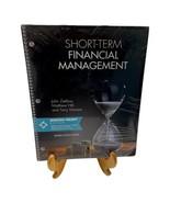 Short-Term Financial Management Book Zietlow Hill 2013 College Business - $29.69