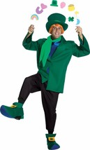 Lucky Charms Leprechaun Adult Costume Food Halloween Party Unique Cheap ... - €53,56 EUR