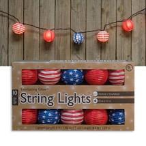 Patriotic Lantern Lights - $50.04