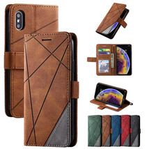 For Samsung A71 A20 A51 A30 A50 A70 Wallet Case flip Magnetic Leather Cover - $62.45