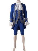 Beast Costume Beauty and the Beast Prince Adam Cosplay Costumes Adult Mens - $139.96