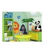 Safari Animals 3D Nursery Wall Decor - $199.99