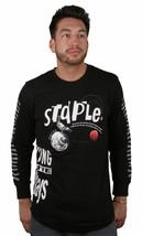 Staple Men's High Flyer Long Sleeve Graphic Tee NWT