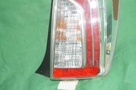 2012-15 Toyota Prius Tail light Lamp Right Passenger Side - RH image 4