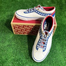VANS Bold Ni Americana Old Skool Classic Skate Unisex Sneaker Shoes W 9 NEW - $39.60