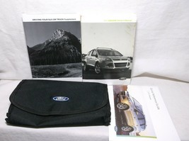 2014..14 Ford Escape /OWNER'S/OPERATOR/USER MANUAL/ BOOK/GUIDE/CASE - $34.65