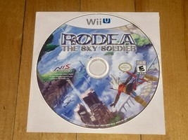Rodea the Sky Soldier (Nintendo Wii U, 2015) game disc only NIS America - $9.19