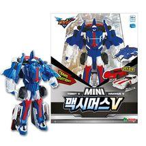 Tobot Mini Maximus V Transformation Action Figure Korean Robot Toy Leo Kiser image 4
