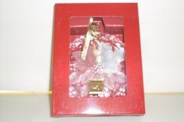 "Mikasa Festive Poinsettia Christmas Ornament 3.25"" - $16.83"