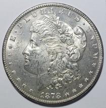1878S MORGAN SILVER DOLLAR COIN Lot# 818-64