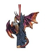 Design Toscano Zanzibar, the Gothic Dragon 2012 Holiday Ornament - $19.60