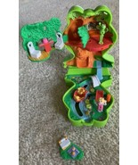 Muppets Kermit Saves the Day Bluebird Polly Pocket Style COMPLETE RARE C... - $495.00