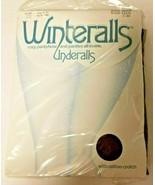 NOS Vintage Winteralls WINE Brief Legs Underalls Nylon Pantyhose Stockin... - $7.50