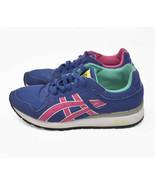 Asics Gel GT II Women's Sz 7.5 EU 38.5 Blue Athletic Running Hiking Trai... - $30.95