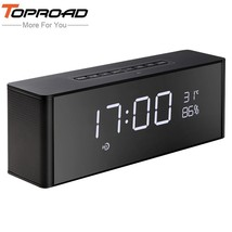 TOPROAD® Portable Bluetooth Speaker Super Bass Wireless Stereo Speakers ... - $43.82
