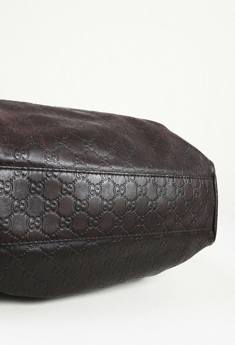 Gucci Medium Sukey Guccissima Monogram Leather Shoulder Bag