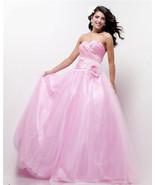 Sexy Strapless Cinderella Posh Pink Dreamz/Riva... - €214,65 EUR