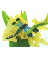 Kubla Articulated fancy green dragonfly ornament. Nice ! 4931g  - $8.95
