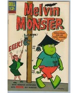 Melvin Monster 3 Dec 1965 NM- (9.2) - $66.11