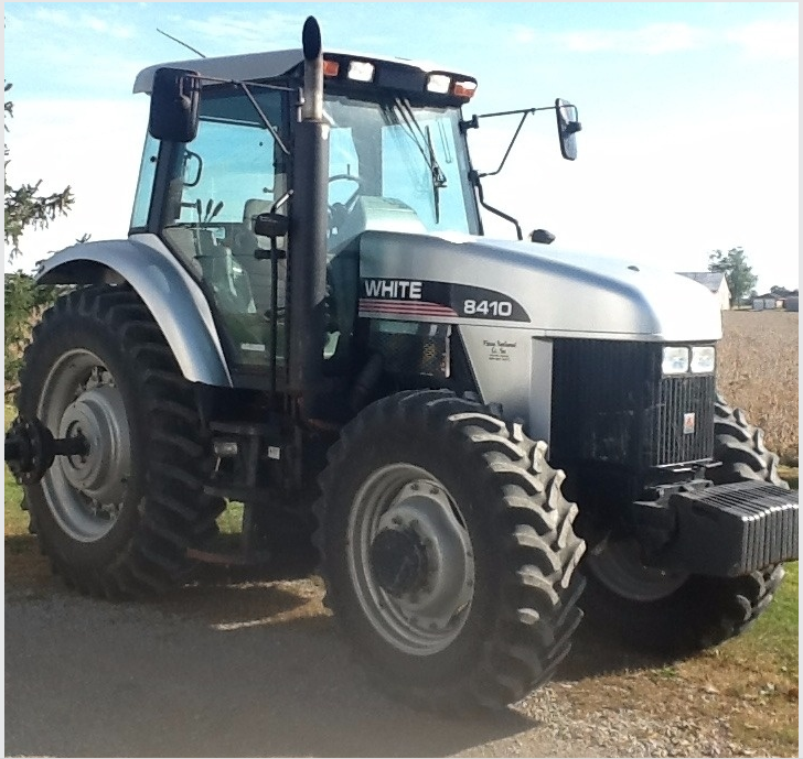 2002 Agco White 8410 For Sale in Ottawa, Ohio 45875